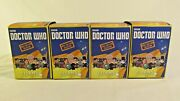 Doctor Who Titans Rebel Time Lord Collection Blind Box Vinyl Figure Lot Of 40