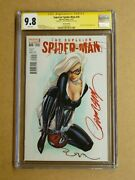Superior Spiderman 20 150 Variant Cgc 9.8 Signed By J.scott Campbell