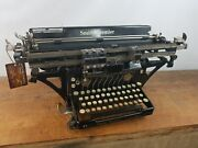 Special Typewriter Smith Premier 60 Adding Substracting - No Risk With Shipping