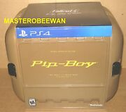 Fallout 4 Pip-boy Edition Sony Playstation 4, 2015 Ps4 New Sealed