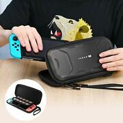 For Nintendo Switch Console Carrying Case Portable Travel Pouch Game Storage Bag