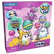 Pikmi Pops Lollipop Chase Game With Exclusive Pikmi Pop Moose Enterprise