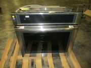 Jenn-air 30 Single Electric Wall Oven Multimode Convection Stainless Jjw2430ds