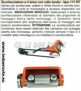 Scortecciatore Chainsaw Professional 4 Blades Roller Round 117 With Bell