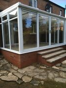 Conservatory - Made To Measure 2.6mx2.5m Lean-to - White Upvc Spring Sale