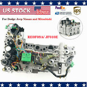 Valve Body Cvt Transmission Re0f09a/jf010e For Nissan Murano Maxima Quest Awd Us