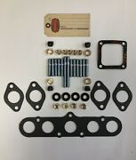 1946-1959 Plymouth Dodge Manifold Hardware Rebuild Kit With Gaskets