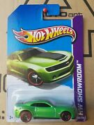 Hotwheels 2013- '13 Chevy Camaro [green] 12 Cars Posted For 10