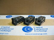 Lot Of 3 Micro Switch Push-button Switches Aml Series 20 30475000
