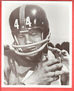 1961  Giants 8 X 10 Team Issued  Glossy Photo  Kyle Rote