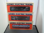 Lionel O Train 6464 Boxcar Series 19257 Second 2nd Edition Two Rock Island, Wp