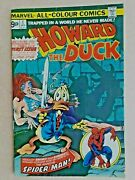 Howard The Duck 1st Issue Special Plus Noand039s 23 And 4 All Vfn/nm