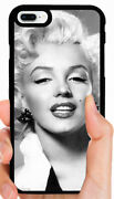 Marilyn Monroe Phone Case Cover For Iphone Xr Xs Max 8 8 Plus 7 6s Plus 5s 5c 4s