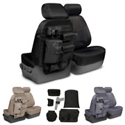 Coverking Tactical Ballistic Molle Custom Fit Seat Covers For Jeep Wrangler Yj