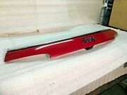 18 19 Jeep Compass Mp Liftgate Handle With Camera Redline New Oem 6nb81jrmab