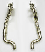 Maximizer Catted Long Tube Header For 15 16 17 18 19 20 21 Mustang Gt 5.0l