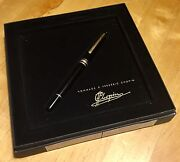 Frederic Chopin Fountain Pen W/ Box Extra Cartridges And Cd