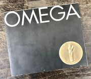 Omega Vintage Catalogue 1970 Ladies Womens Jewellery Watches Rose White Gold