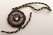 Rolex Vintage Tag Seal Frog Foot Hangtag Day Date 1800 1804 1805 1806 1807 1808