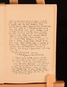 1888 Rudyard Kipling Signed Letter Plain Tales From The Hills 1st Edition