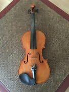 Viola -very Old One 405 Cm Made By German Luthier Amazing Sound With Case