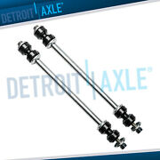 Pair 2 Rear Stabilizer Sway Bar End Links For 2007-2016 Enclave Acadia Outlook