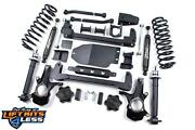 Zone Offroad C6n 6.5 Lift Kit For 2007-2014 Chevrolet Avalanche 1500 4wd Gas