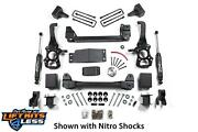 Zone Offroad F47n 4 Suspension Lift Kit For 2015-2018 Ford F-150 4wd Gas