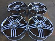 19 Nw Chrome S550 S600 S500 S65 S Cl Mercedes Amg Oem Factory Wheels Tires Tpms