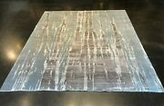 8x10 Handknotted Modern Rugmodern Rug .free Shipping