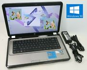 Hp Pavilion G6 G6 15.6 320gb Windows 10 Fully Loaded And Works Nice+webcam