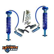 Superlift Suspension 4.5-6 Front King Coilover Shck For 15-19 Ford F150 4wd Gas