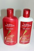 Vidal Sassoon Pro Series Color Finity Shampoo And Conditioner Set Discontinued