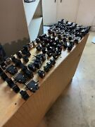 Carling Switch Lot 100 Pieces On/off Lightshuge Assortment. See Pics