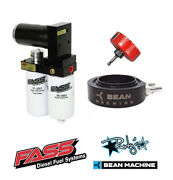 Fass 240 Gph Fuel Lift Pump And Sump For 2011-2016 Ford Powerstroke 6.7l Diesel