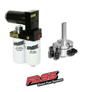 Fass 290 Gph Fuel Lift Pump And Sump For 2001-2016 Chevy/gmc 6.6l Duramax Diesel