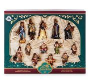 Disney Store - Art Of Snow White Christmas Ornaments - Limited Edition Of 850