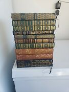 Antique International Collector's Library Books 10