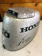 2000 Honda Bf 50 Hp 4 Stroke Outboard Motor Top Cowl Cover Hood Freshwater Mn