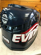 2003 Evinrude 225 Hp Ficht 2 Stroke Outboard Engine Top Cowl Hood Freshwater Mn