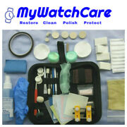 Watch Scratch Remover Polishing And Cleaning Kit With Step By Step Guide