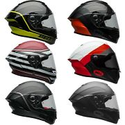 Bell Race Star Flex Dlx Motorcycle Helmet - Choose Color And Size