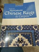 Making Miniature Chinese Rugs And Carpets By Carol Phillipson 2002, Paperback