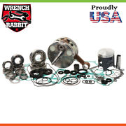 Wrench Rabbit Complete Engine Rebuild Kit For Yamaha Yz250 03-16