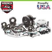 Wrench Rabbit Complete Engine Rebuild Kit For Yamaha Yz450f 10-13