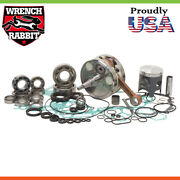 Wrench Rabbit Complete Engine Rebuild Kit For Yamaha Yz250 2001