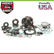 Wrench Rabbit Complete Engine Rebuild Kit For Yamaha Wr250f 05-09
