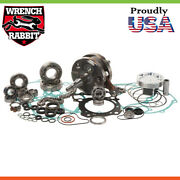 Wrench Rabbit Complete Engine Rebuild Kit For Yamaha Wr250f 2003-04