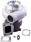 T3t4 Gt3582 Gt30 A/r .70 Cold A/r .63 Hot Compressor Turbine Turbo Charger
