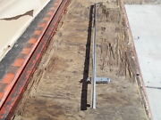 1963 Valiant V200, 4 Door, Right Rear Door Stainless Side Molding, Used Parts